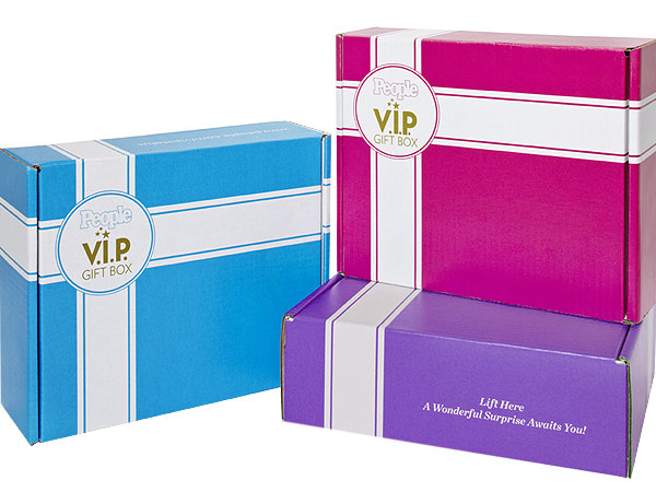 Get the Celeb Treatment with Our PEOPLE VIP Box!