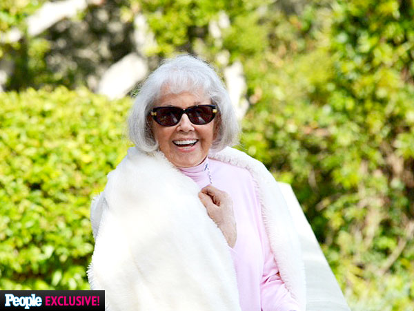 Doris Day's Exclusive 90th Birthday Picture