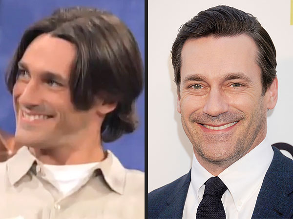 Jon Hamm's Hilarious Dating Show Past Revealed