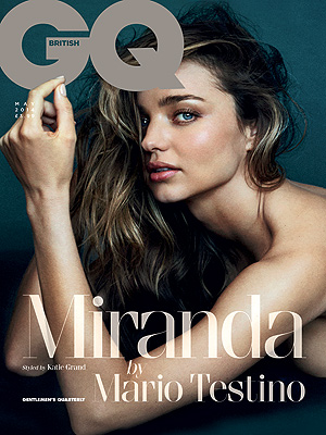 Miranda Kerr on Chemistry with Orlando Bloom and Her Sex Life Now that She's Single