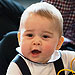 Prince George's Wacky Gifts: From a Baby Crocodile to a Field of Flowers | Prince George