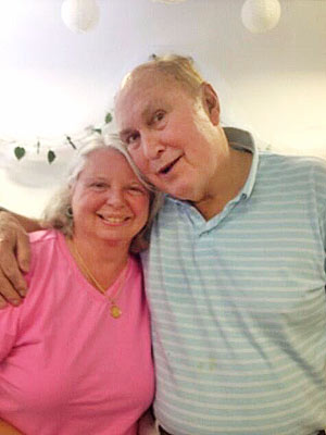 Willard Scott Marries Paris Keena