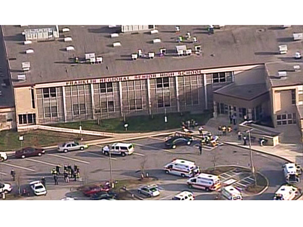 Up to 20 Injured in Stabbing at Pittsburgh-Area High School