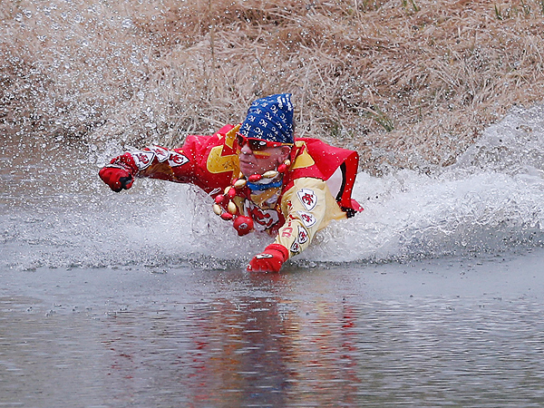 An Infant's Cancer Fight Gets a Lift from a Polar Plunge