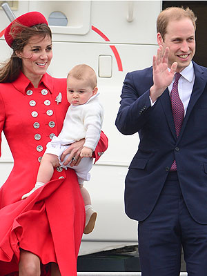 Prince William Hopes Son George Has Inherited His Love of Scuba Diving