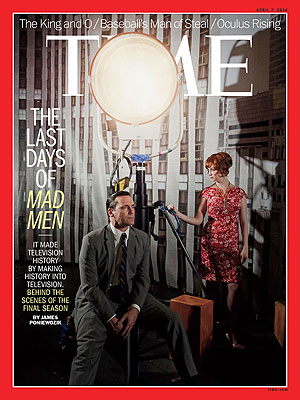 From Time.com: The Last Days of Mad Men