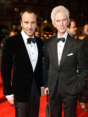 Tom Ford Announces Marriage to Richard Buckley