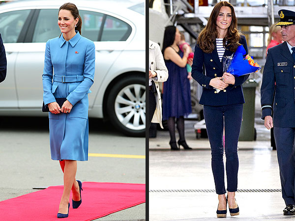 Kate's Royal Tour Style Gets the Thumbs Up Down Under