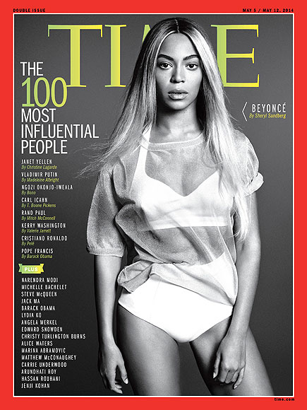 Beyonce on the TIME 100 Cover: See Her 'Pretty Hurts' Music Video