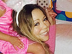 PHOTO: Mariah Carey Channels the Easter Bunny