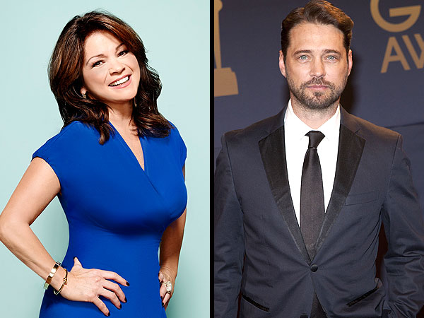 VIDEO: Valerie Bertinelli's Character Hits on Jason Priestley on Hot in Cleveland