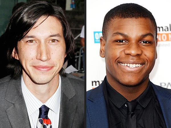 New Star Wars Cast: Meet Adam Driver, Oscar Isaac and Others