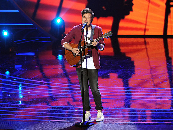 American Idol Recap: Alex Preston Delivers the Performance of the Night