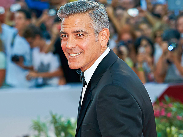 George Clooney Unloads on Casino Owner Steve Wynn
