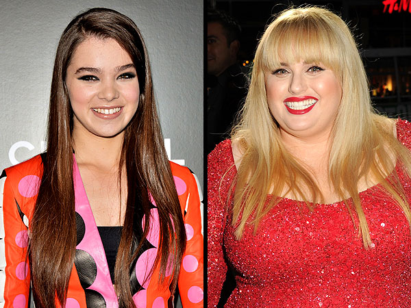 Pitch Perfect 2: Hailee Steinfeld Joins Cast, Rebel Wilson Tweets Pic from Set