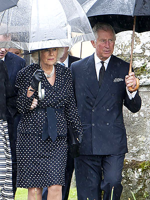 Camilla's Brother, Mark Shand, Is Laid to Rest