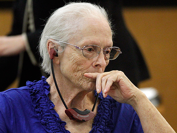 Alice Uden Convicted of Murdering Husband Four Decades Ago
