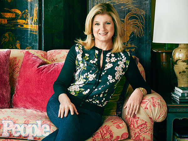 Arianna Huffington: The Wake-Up Call That Changed My Life