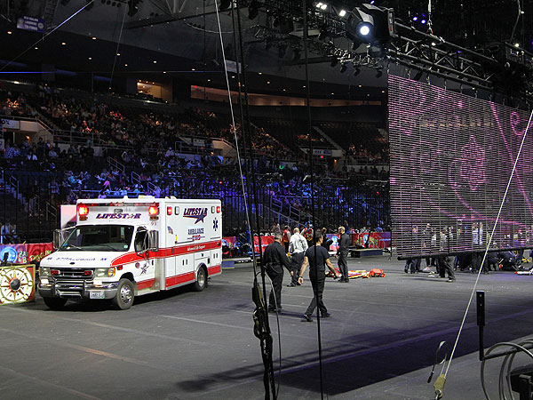 Acrobats Fall During Ringling Bros. Circus Stunt, 9 Seriously Injured