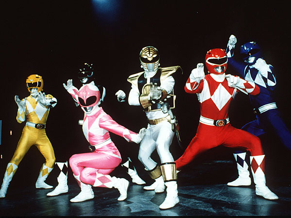 Power Rangers Movie Reboot Greenlit by Lionsgate