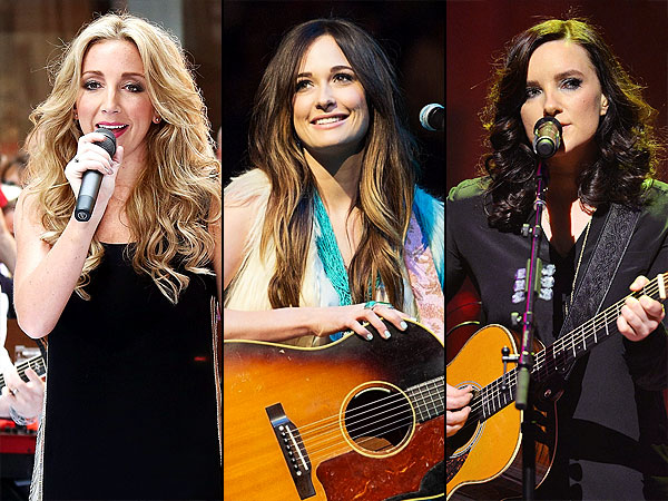 Women on Country Radio: Kacey Musgraves, Ashley Monroe