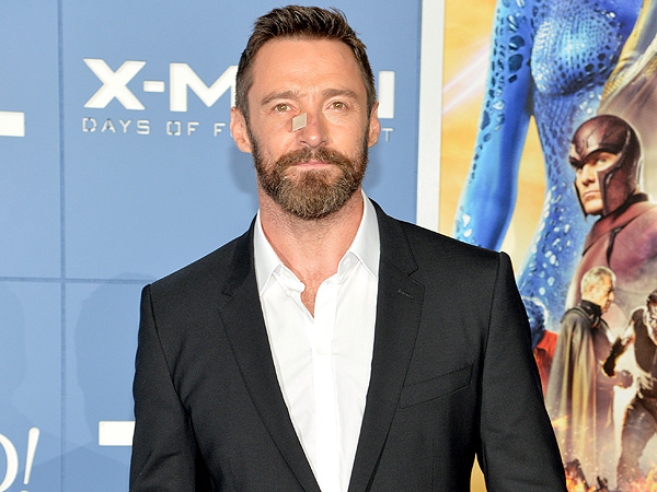 Hugh Jackman Discusses Skin Cancer, X-Men Workout Routine