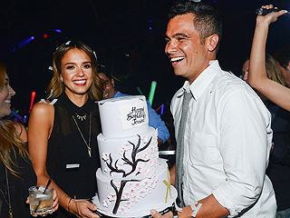 Jessica Alba Rings In Her 33rd Birthday with Las Vegas Bash