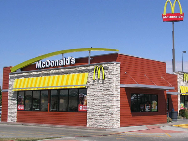 Couple Claim to Have Found Marijuana in McDonald's Burgers