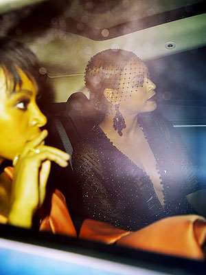 Beyoncé Left with Solange After Her Sister Apparently Attacked Jay Z
