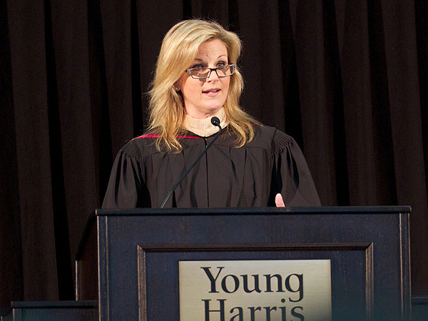 Trisha Yearwood Commencement Speech at College