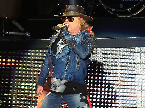 Axl Rose Named Greatest Vocalist Ever