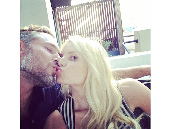 Jessica Simpson Showers Eric Johnson with Love After 4 Years Together