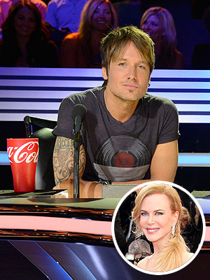 Keith Urban & Nicole Kidman Watch American Idol Together in Pajamas at Home