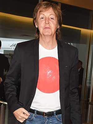 Paul McCartney Hospitalized in Japan