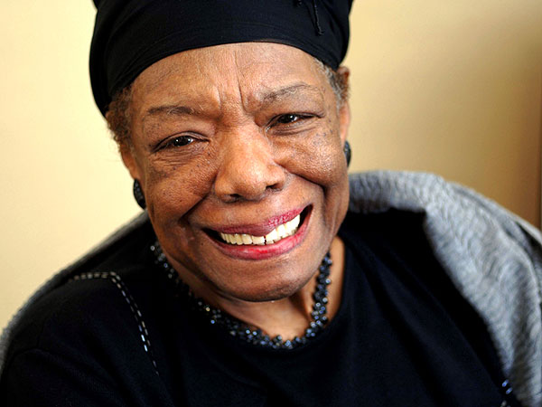 Maya Angelou Memorial Service at Wake Forest University on Saturday