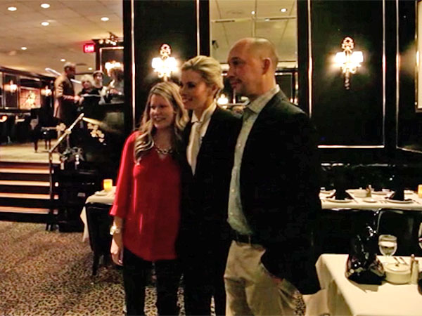 Niki Taylor Helps a Man Propose to His Girlfriend: Video