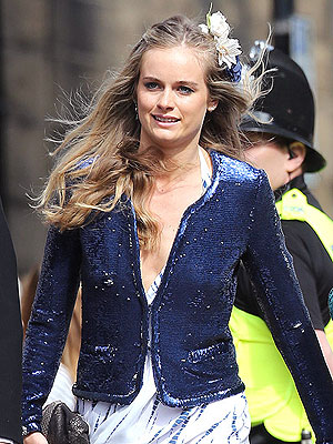 Prince Harry's Ex Cressida Bonas Lands a Movie Role with Judi Dench