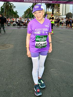 Harriette Thompson, 91-Year-Old Runner, Finishes San Diego Marathon