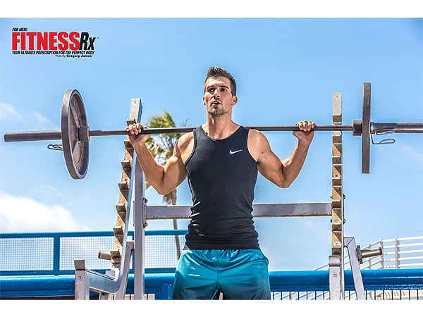 James Maslow: Men Work Out So Girls Will Look