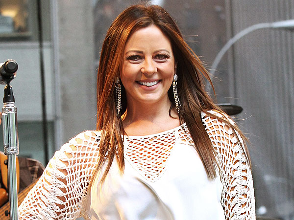 CMA Fest 2014: Sara Evans Chat about Country Music
