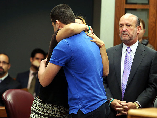 Ady Guzman-DeJesus Forgives Daughter's Killer, Helps Him Get a Lighter Sentence