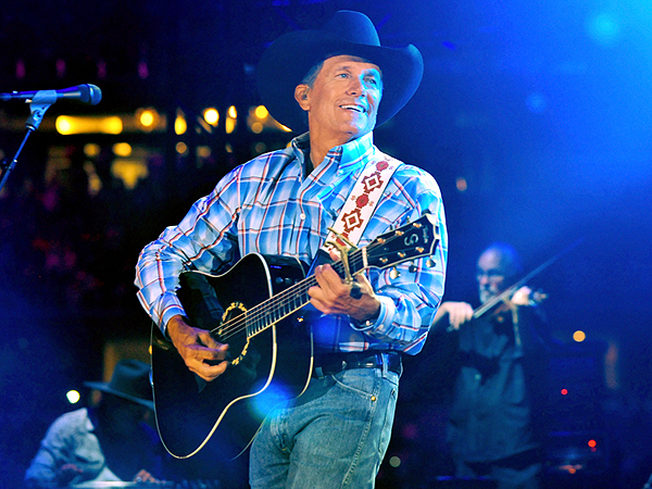 George Strait Final Concert Was a Star-Studded Farewell