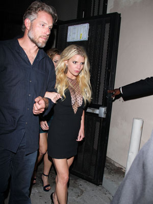 Jessica Simpson's Bachelorette Party: The Inside Details