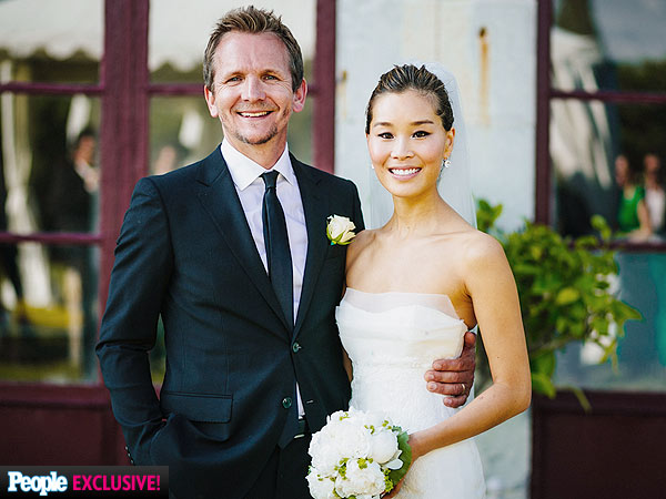 Sebastian Roche Marries Alicia Hannah