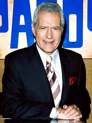 Jeopardy Host Alex Trebek Sets Guinness World Record