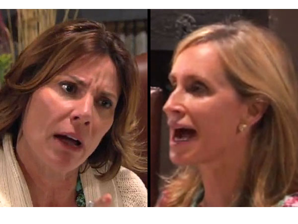 RHONYC Recap: Sonja Morgan and LuAnn de Lesseps Take Aim at One Another