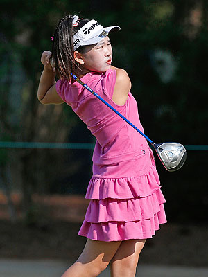 Lucy Li, 11-Year-Old Golfer, Takes on the U.S. Women's Open