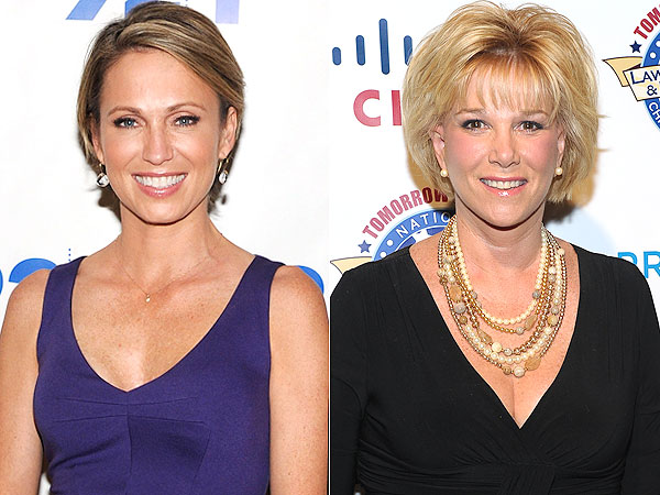 Joan Lunden Breast Cancer: Amy Robach Gives Her Advice