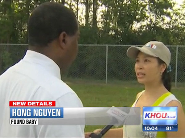 Houston Jogger Finds Missing Baby in Field Following Carjacking