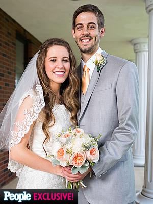 19 Kids and Counting's Jill Duggar Marries Derick Dillard